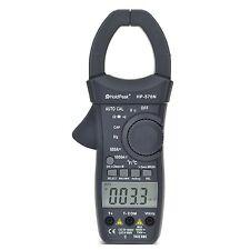 570N Digital Auto-Ranging Clamp Meter & Multimeter With Dual Display