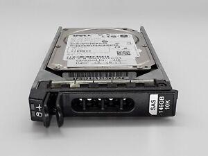 Dell-PowerEdge-2950-1950-146GB-2-5-034-SSF-SAS-Hard-Drive-X143K-with-tray