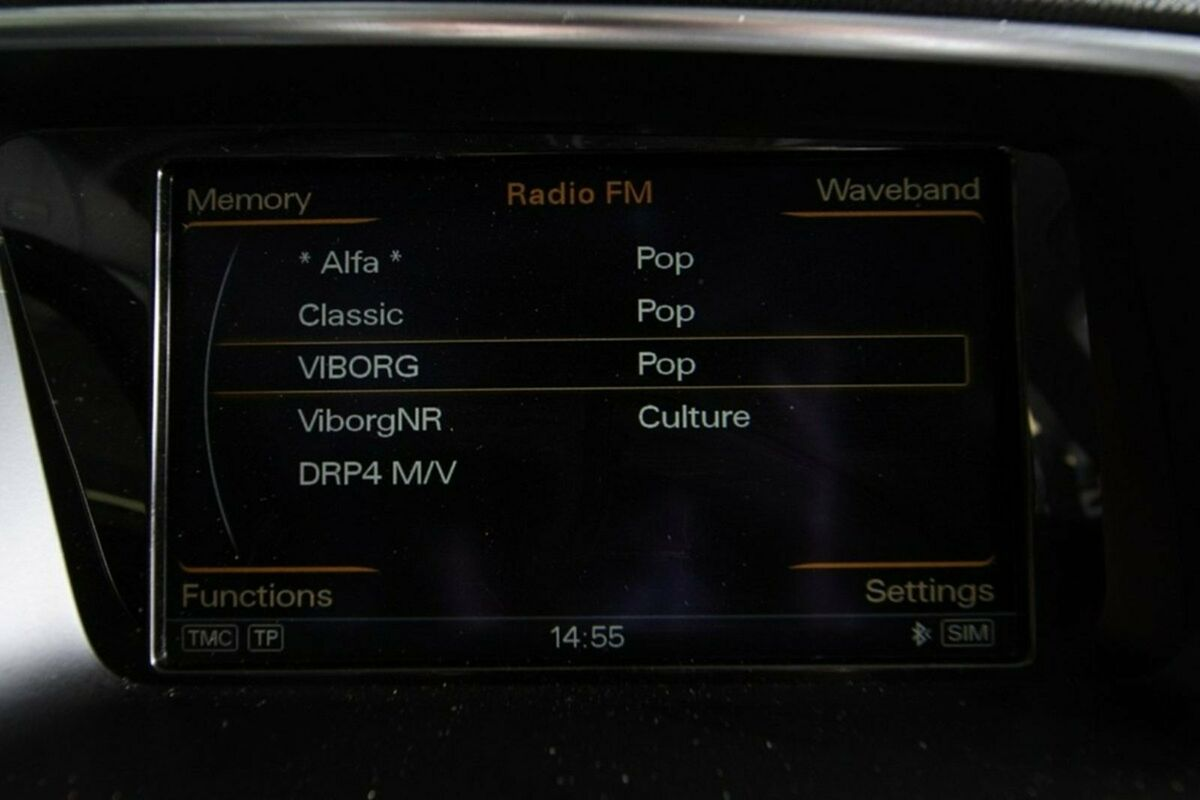 Audi Q5 3,0 TDi 258 quattro S-tr. Van