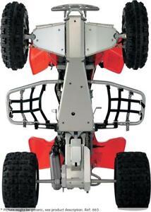 Skid-Placa-Cuerpo-Completo-YAMAHA-YFS-Blaster-estampillada-sin-montar-o-nunca-montada-Nuevo-y-Maine