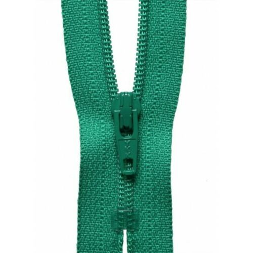 YKK Zip 56cm//22 Inch Close Ended Light Weight No 3 Nylon  Dress Skirt