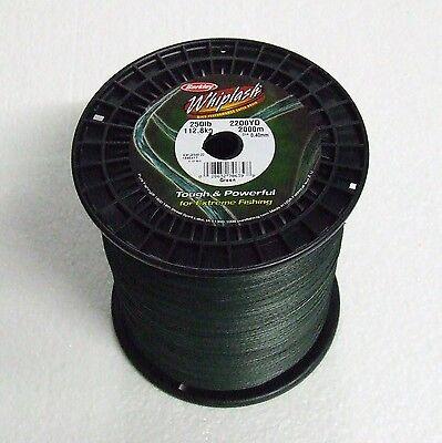0,40mm 10m-2000m Berkley Whiplash Green 112,8kg