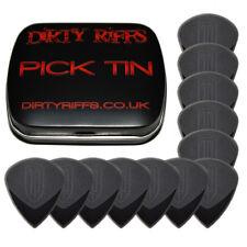 12 x Dunlop John Petrucci Ultex Jazz 1.50mm Guitar Picks Plectrums In A Pick Tin