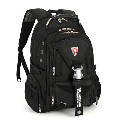 The new Swiss Army backpack backpack bag bag men features large capacity female