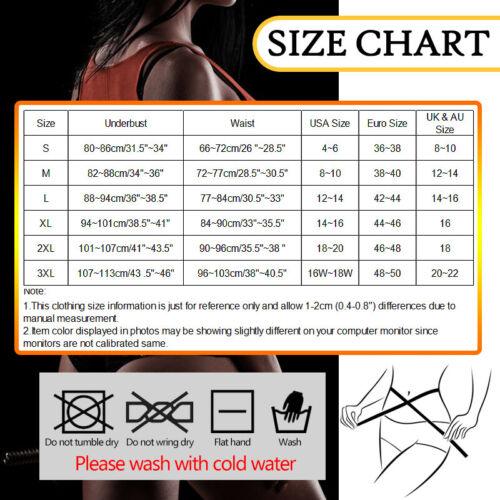 Details about  /Fajas Colombianas Reductoras Neoprene Sweat Sauna Shaper Premium Workout Shirt