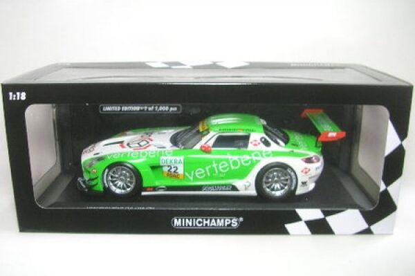 MERCEDES-BENZ sls AMG gt3 No. 22 ADAC Masters 2011 2011 2011 e73480