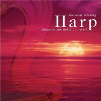 Most Relaxing Harp A - Most Relaxing Harp Album In The World Ever / Various [new on Sale
