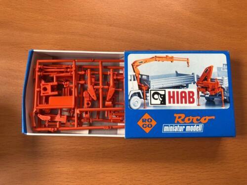 HIAB 1776 Kran OVP 1//87 H0 Roco miniatur modell