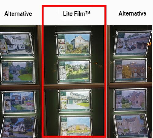 RTL49 Premium Back lit Paper Backlit Film for LED Light Panel A3 x 10sheets