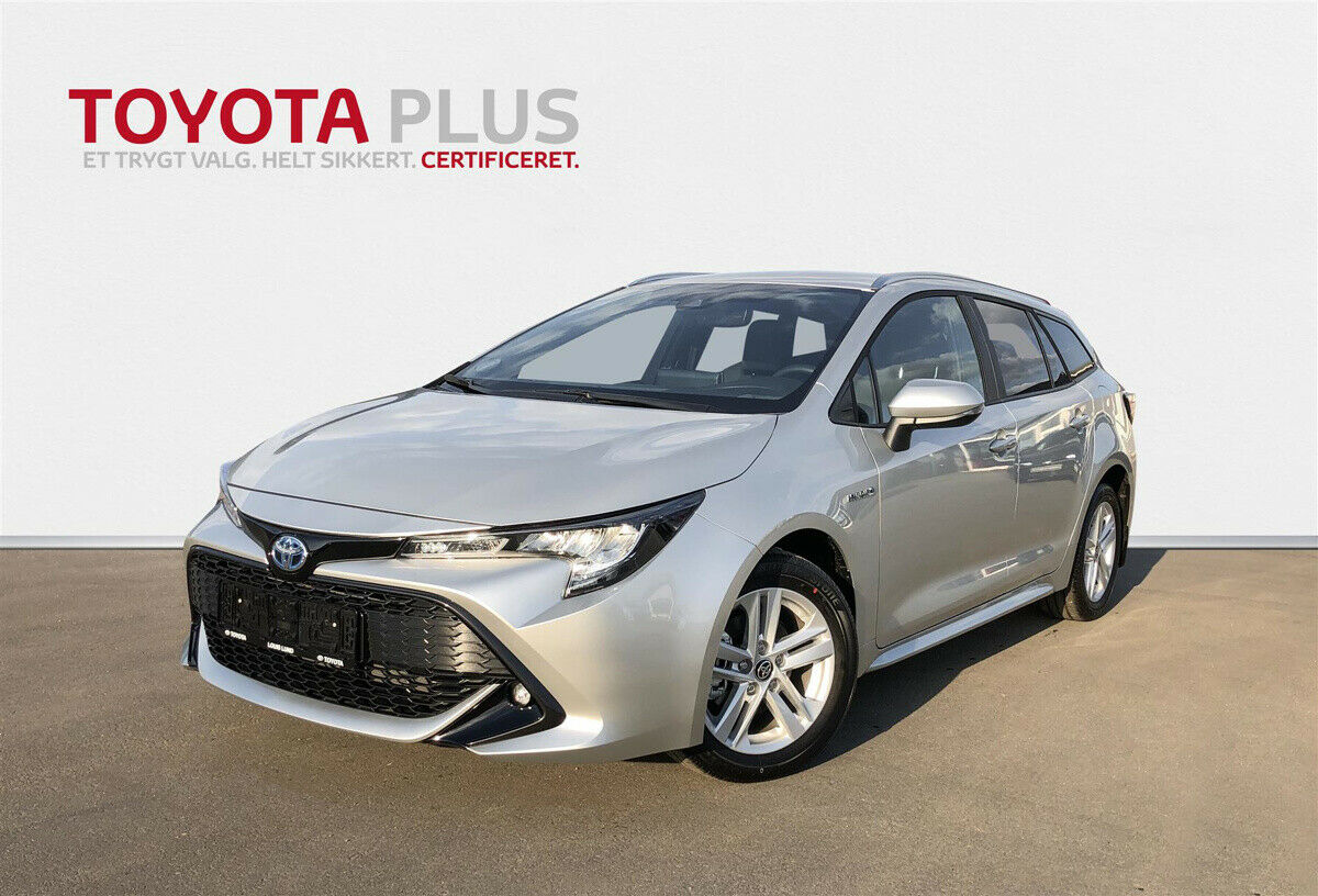 Toyota Corolla 1,8 Hybrid H3 Touring Sports MDS 5d - 279.900 kr.