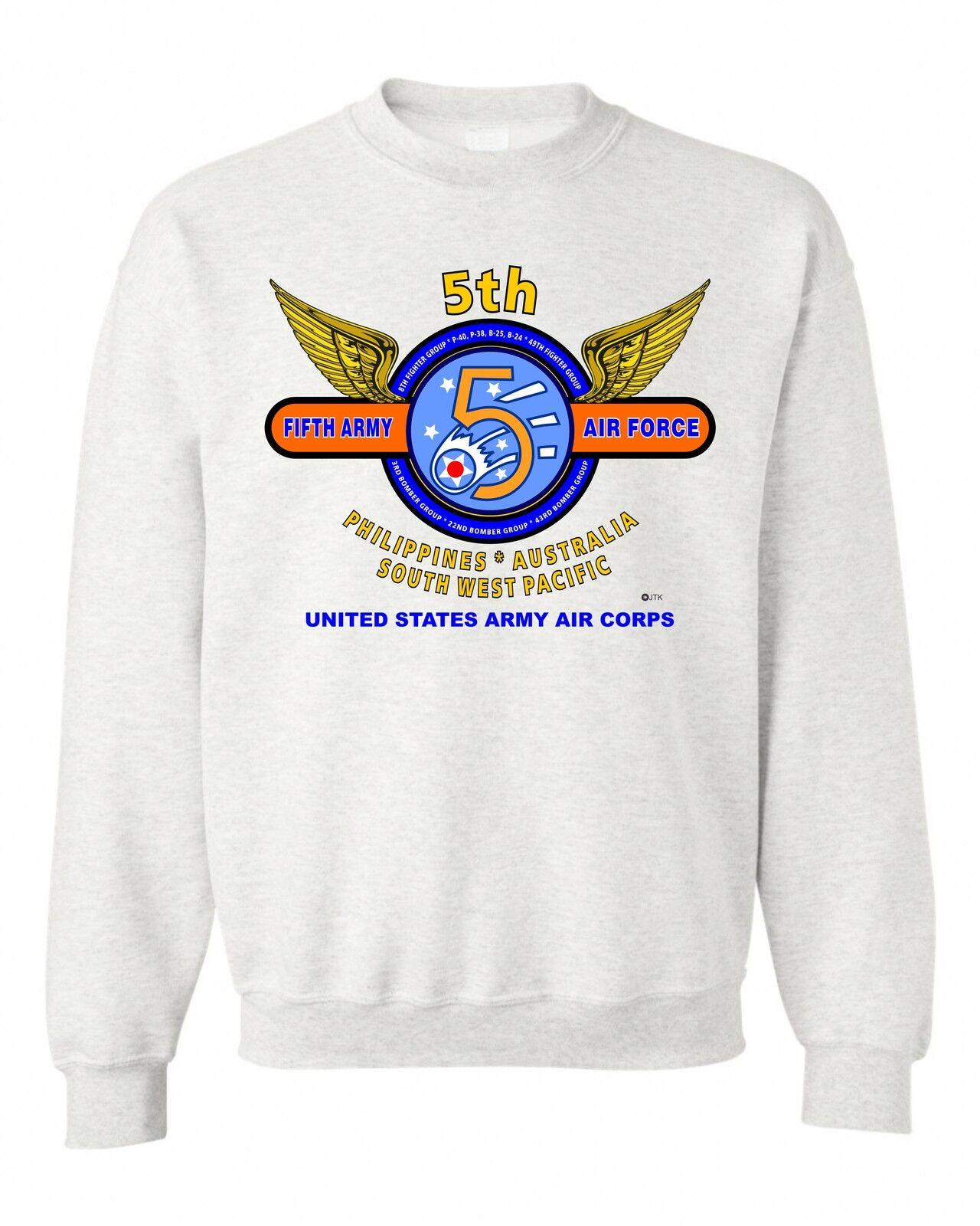 5TH ARMY AIR FORCE