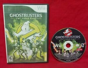 Ghostbusters-The-VIdeo-Game-Nintendo-Wii-Wii-U-Game-Tested-Working-Rare