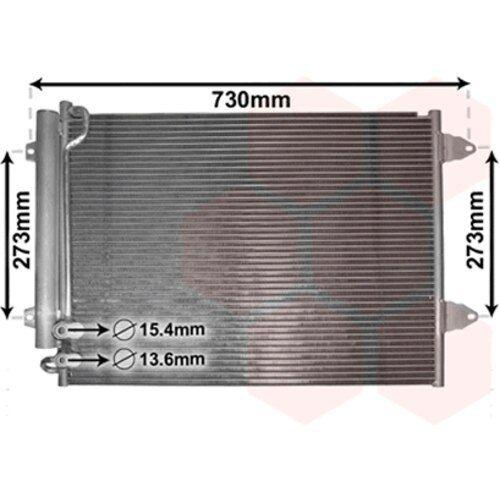 Condenseur climatisation 58005225