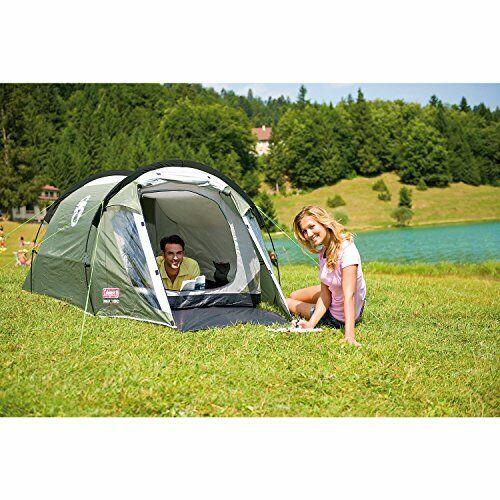 Coleman Coastline Unisex Buitenshuis Tunnel Tent 3Persoon Capaciteit for Campers