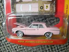 1962 PLYMOUTH FURY SPORT       2008 JOHNNY LIGHTNING MUSCLE CARS   1:64 DIE-CAST