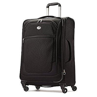 "American Tourister iLite Xtreme 25"" Four Wheel Spinner Suitcase Luggage"