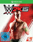 WWE 2K15 (Microsoft Xbox One, 2014)