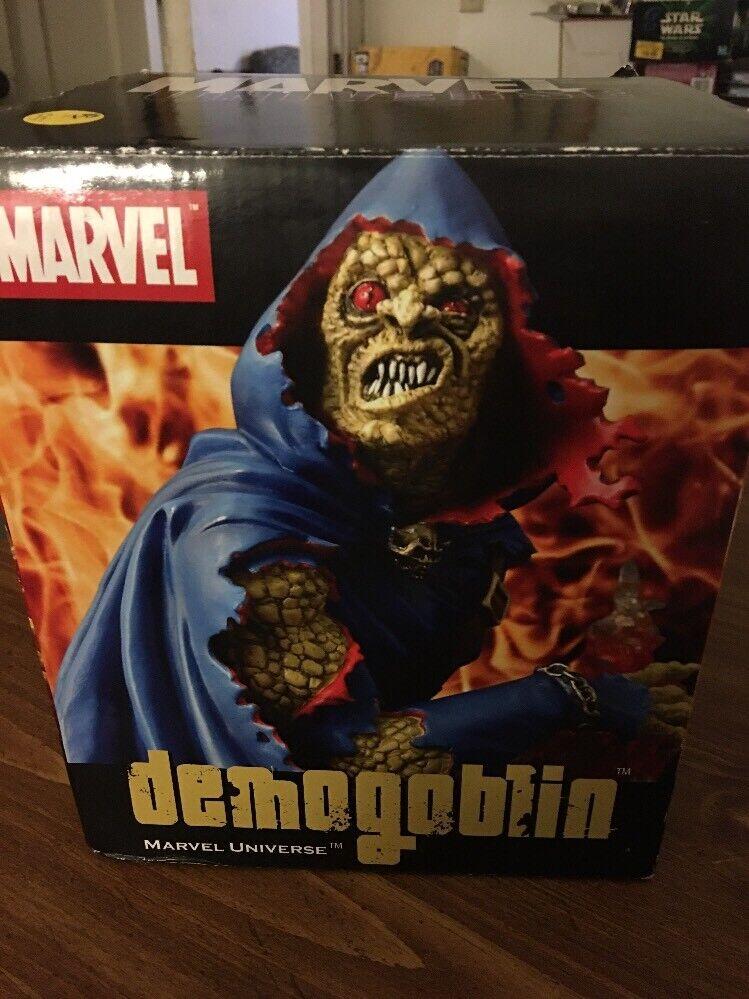 Marvel Universe Demogoblin Bust 6 of 2000 NIB