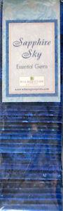 Jelly-Roll-Batik-SAPPHIRE-SKY-Blue-Cotton-Fabric-Wilmington-24-Strips-2-5-034-X44-034