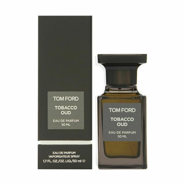 Tom Ford Tobacco Oud 1 7oz Unisex Eau De Parfum For Sale Online Ebay