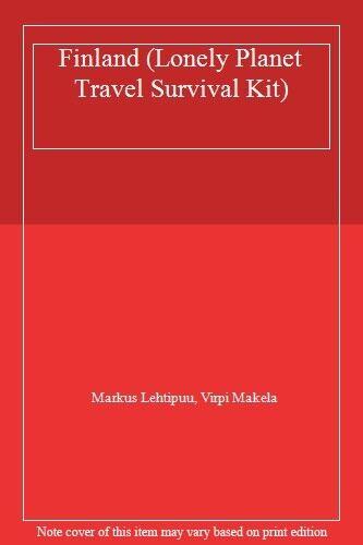 Finland (Lonely Planet Travel Survival Kit),Markus Lehtipuu, Virpi Makela