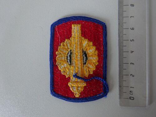 A1-11 USA Abzeichen Patch 130th Field Artillery Bataillon