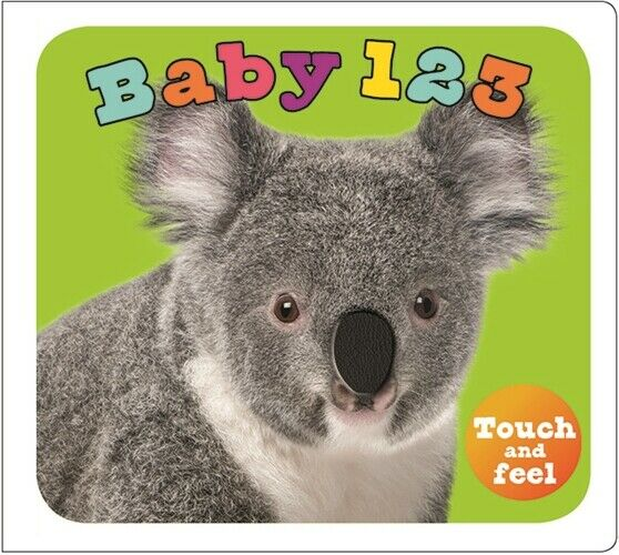 Baby 123 'Baby ABC Books Priddy, Roger