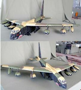 Usa b52d flying fortress bombers plane paper model do it yourself image is loading usa b52d flying fortress bombers plane paper model solutioingenieria Images