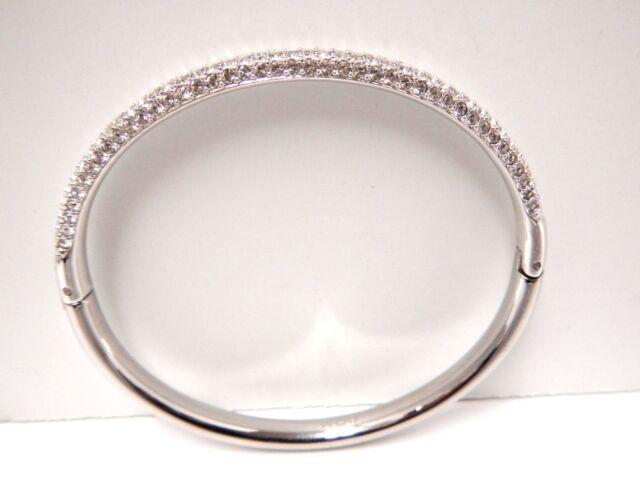 1b53c9f94 Swarovski Jewelry 5032846 Stone Mini Crystal Bangle Medium for sale ...