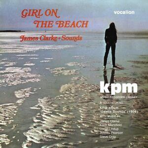 James Clarke - Girl on the Beach & KPM Gentle Sounds CD