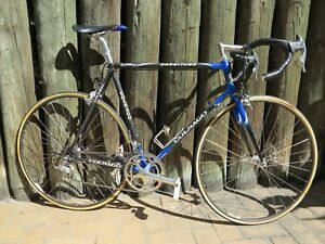 Colnago-Carbitubo-Vintage-Bike-Campagnolo-Record-8-Speed-57cm-c-c-3TTT-Bicycle