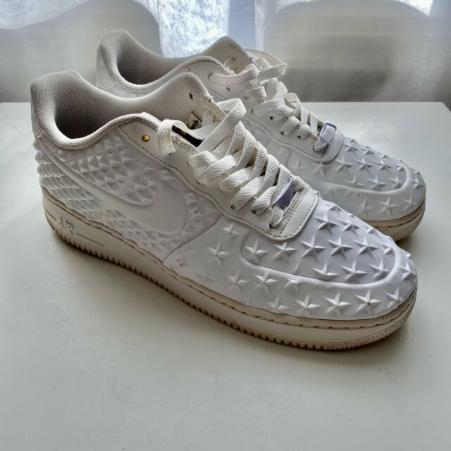 Nike Air Force 1 Low Lv8 VT Independence Day Mens Shoes in White