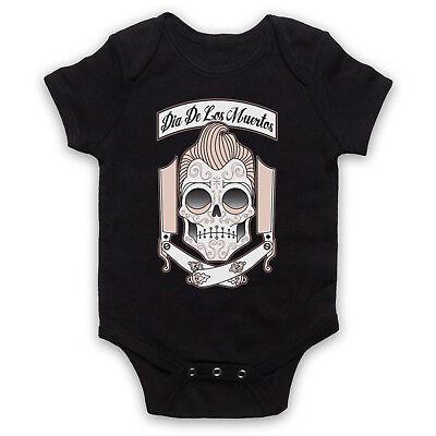 BABY BOY,GIRL mexican day of the dead skulls,sugar skull bodysuit,vest,romper