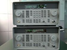 Hp Agilent 8648d Signal Generator 9 Khz To 4000 Mhz With Opt 1e2 1e5