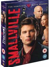 Smallville Complete Season 6 Complete Series 6 R2.....