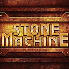 Stone Machine by Stone Machine (CD, Aug-2012, Grooveyard Records)