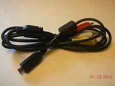 RCA AV Cable For Panasonic Lumix DMC-TZ6 TZ10 109