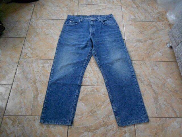 H7797 Wrangler  Jeans W34 L32 mittelblau  Gut  | Sofortige Lieferung