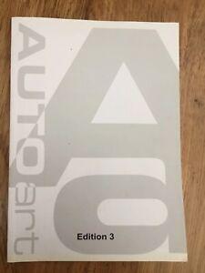 Auto-Art-Edition-3-Main-A4-colour-catalogue-2003-McQueen-22B-WRC-TMW-917K-XK-SS
