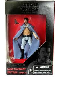 "Hasbro Disney Star Wars The Black Series Lando Calrissian 3.75/"" Figure"