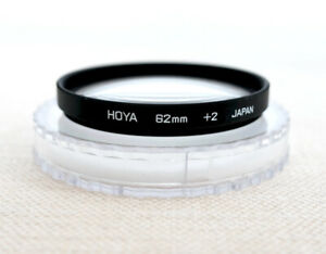HOYA-JAPAN-62mm-Close-Up-2-Filter-for-camera-lens-SLR-DSLR