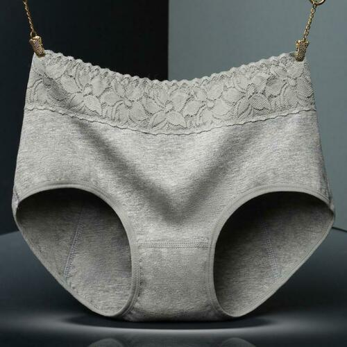 Women Menstrual Physiological Period Briefs Leak Proof Panties Seamles Underwear