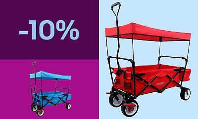 -10% auf Fuxtec Bollerwagen