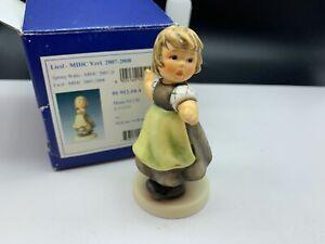 Hummel-Figurine-912-B-Liesl-9-5-cm-1-Choix-avec-Ovp-en-Parfaite-Condition