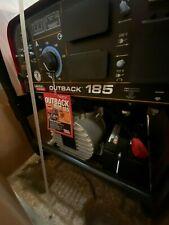 Lincoln Outback 185 Welder Generator K2706 2