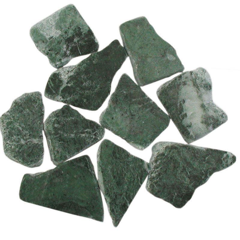 Antikmarmor Marmor TraGrünin Bruch Bruchmarmor Mosaik Grün