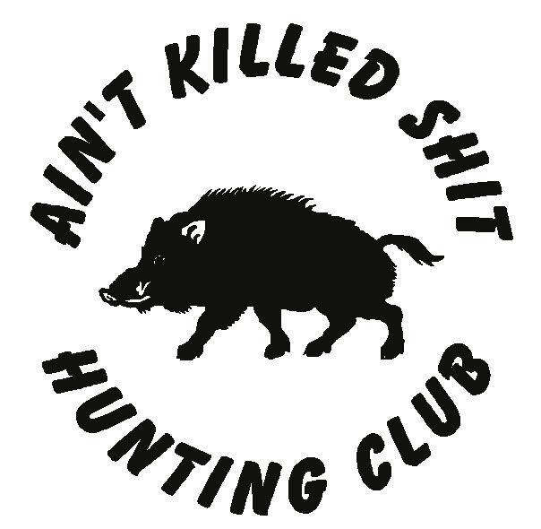 Hunting Club Hunt Hog Pig Boar Hunter Funny Car Truck Decal Vinyl Sticker Ebay