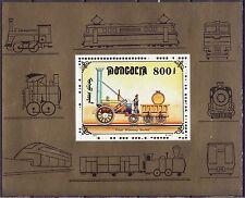 Mongolia 1997 - MNH - Treinen / Trains / Eisenbahn