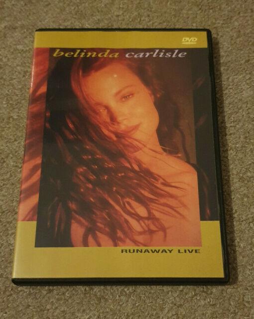 Belinda Carlisle - Runaway Live (DVD, 2001)