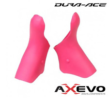 ONE23 Road Race Brake Lever Hoods Shimano Dura Ace 7900 shifter pink rrp:£14.99